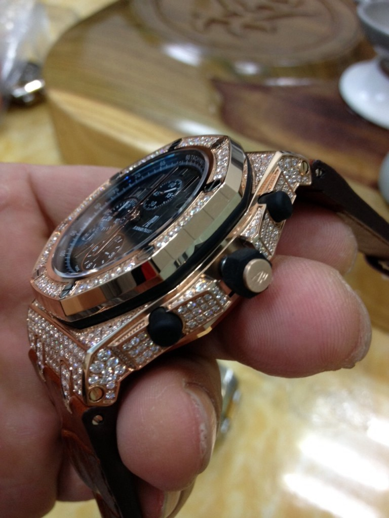 Audemars Piguet Diamond Watch 6
