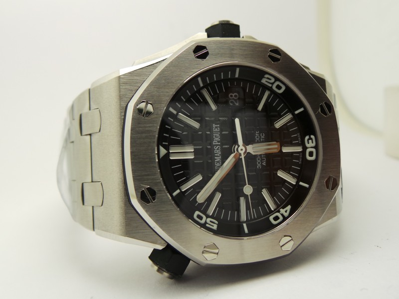 Audemars Piguet Diver Steel Watch Replica 2