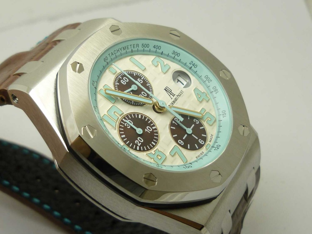 Audemars Piguet Montauk Highway Watch Case