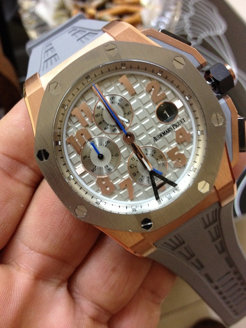 Audemars Piguet Royal Oak Offshore LeBron James Replica 2
