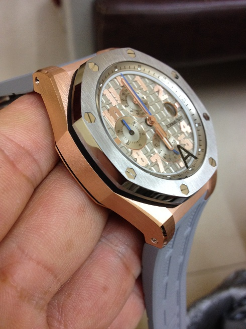 Audemars Piguet Royal Oak Offshore LeBron James Replica 3