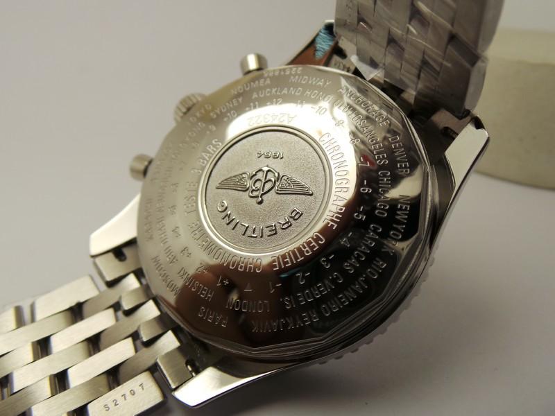 Breitling Caseback