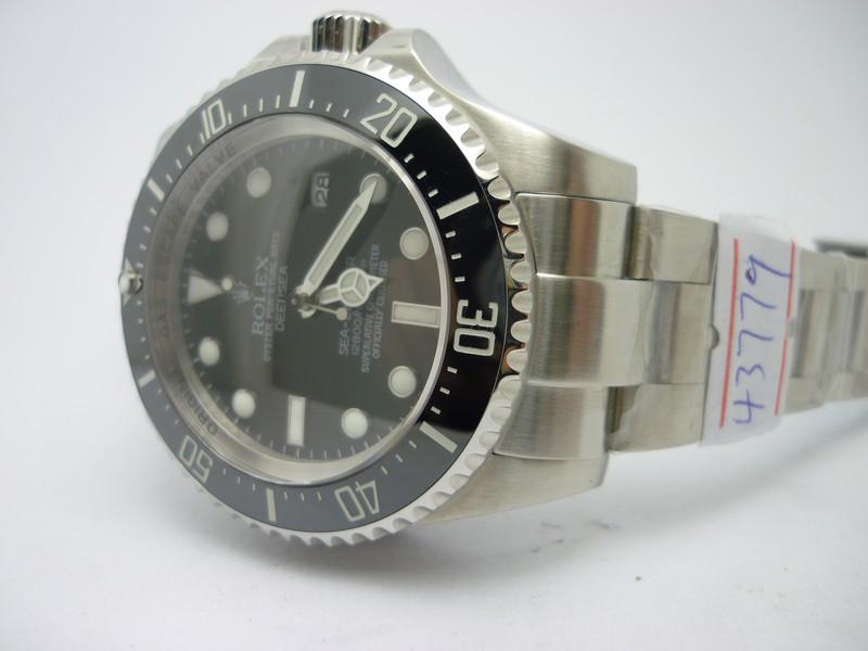 Deepsea Sea-Dweller Bezel Tooth