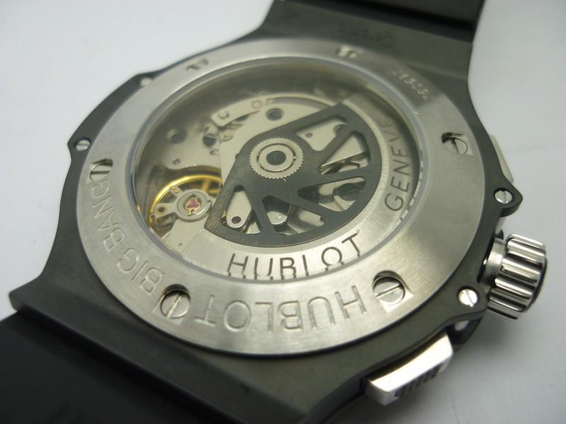 Hublot 7750 Movement