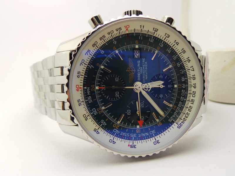 Replica Breitling Navitimer Steel Watch