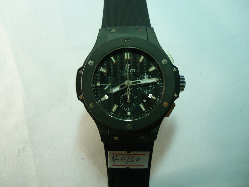 Replica Hublot Big Bang Evolution Black Magic