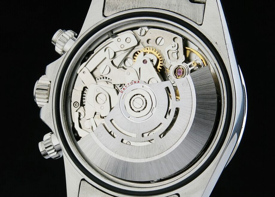 Rolex Daytona Movement