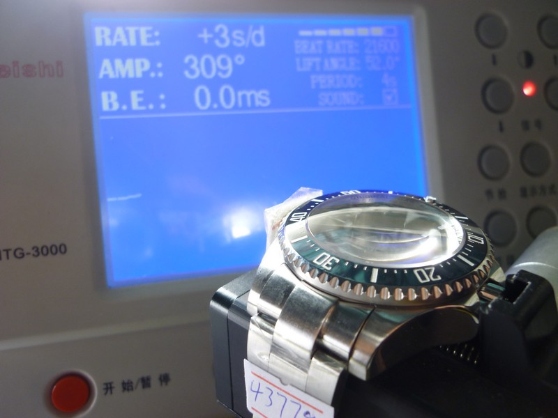 Rolex Sea-Dweller Watch Test