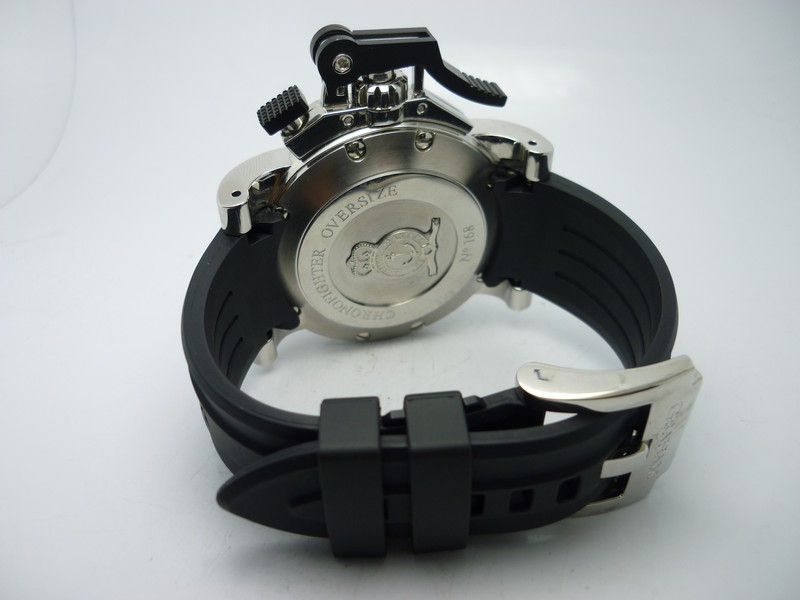 Graham Tech Seal Watch Rubber Strap