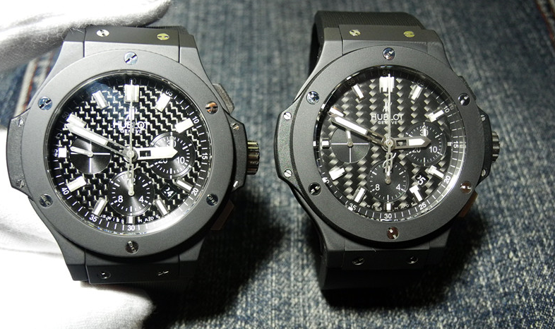 Hublot Carbon Fibre Replicas