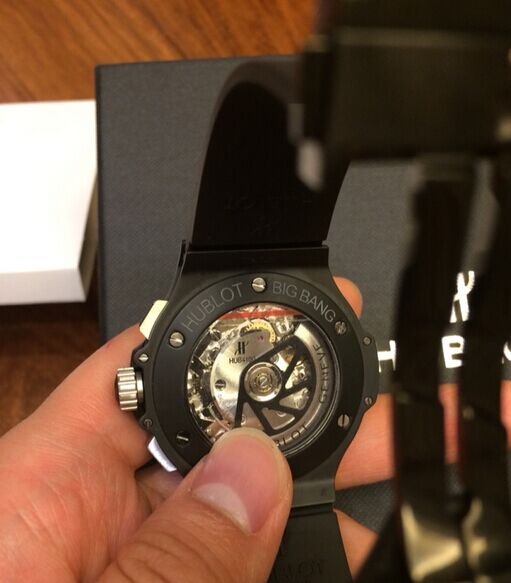 Hublot Genuine Movement
