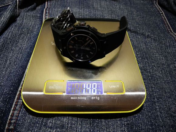 Hublot J12 Weight