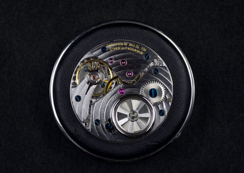 IWC Turbine Movement