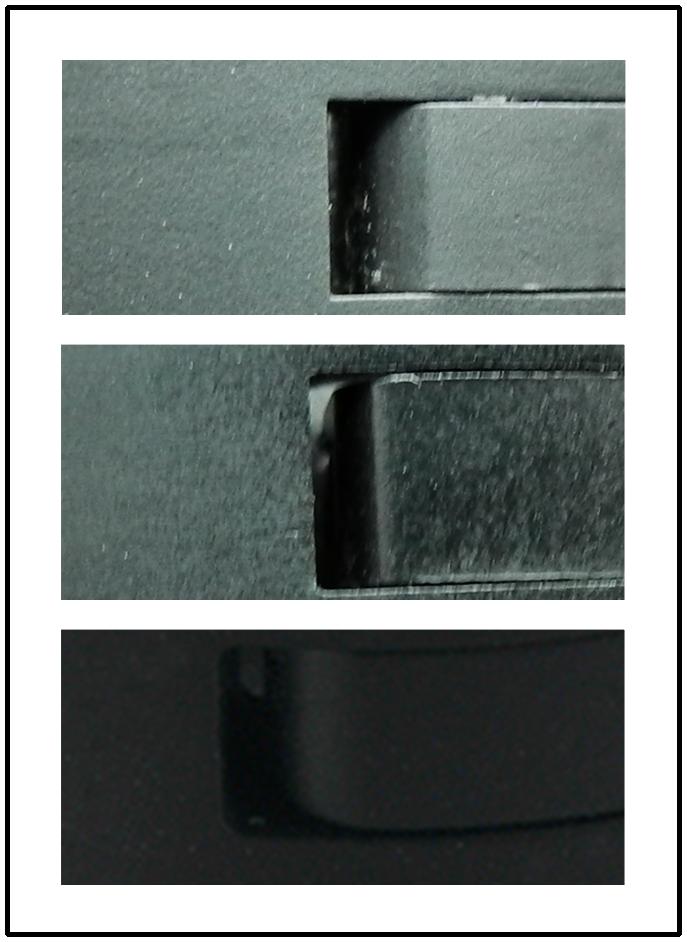 Lever Close-up