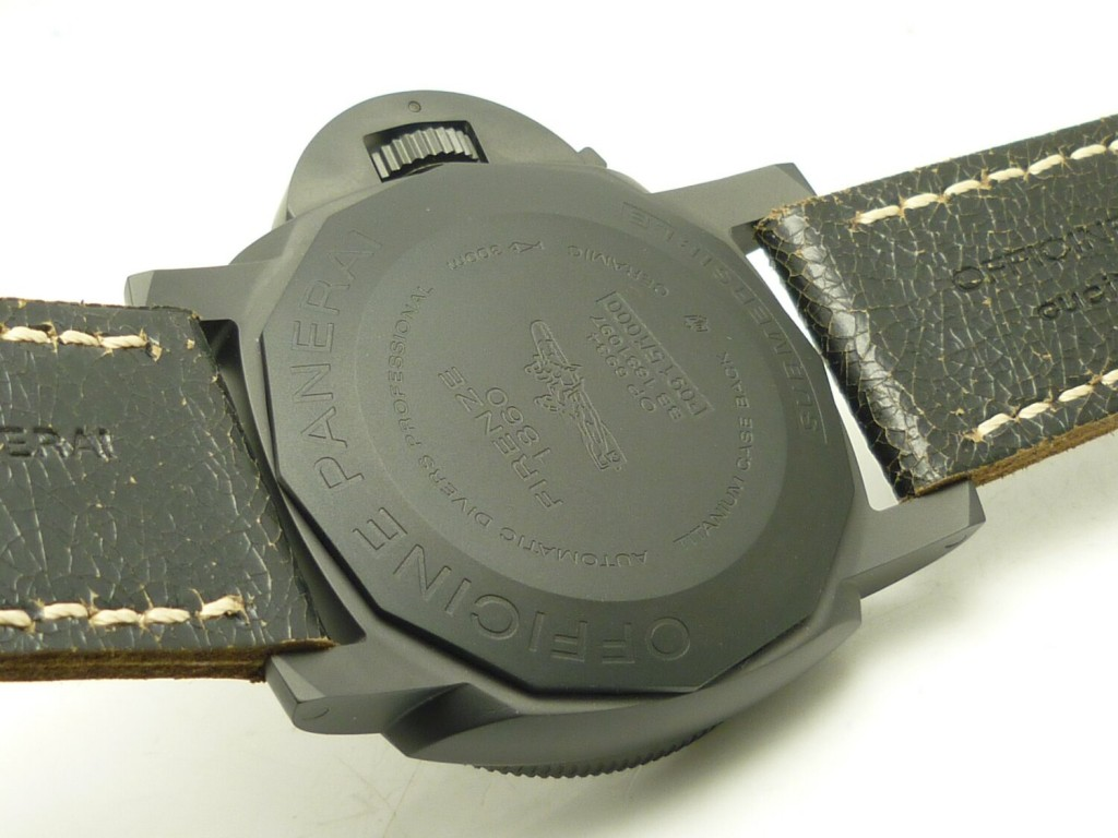PAM 508 Caseback