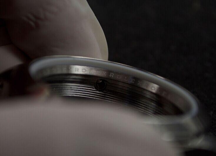 116400GV Bezel Engraving