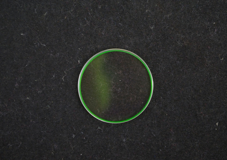 116400GV Green Crystal