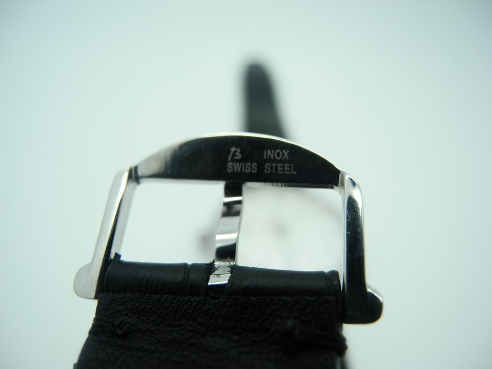 IWC Clasp Engraving on MK 2
