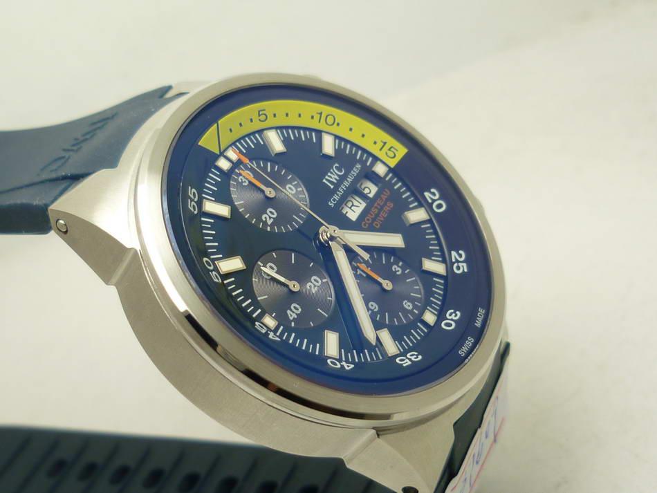IWC Cousteau Divers Watch Replica