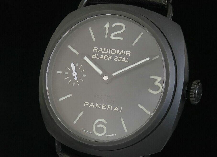 Panerai Radiomir Black Seal Dial