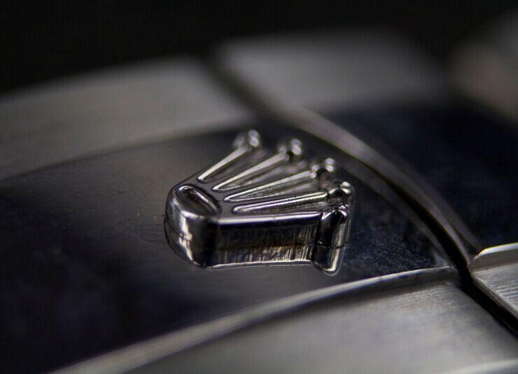 Rolex Buckle Logo