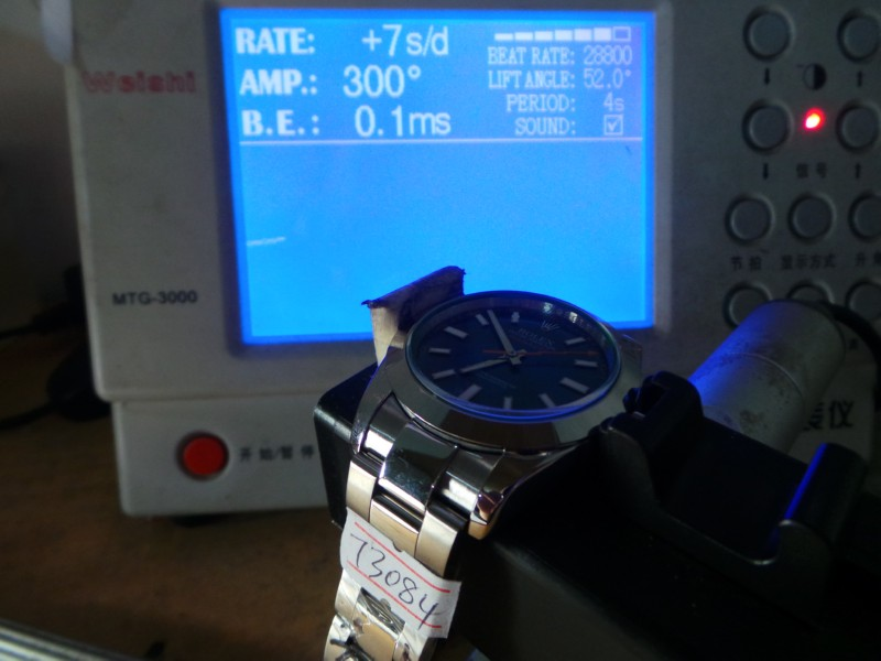 Rolex Milgauss Watch Test