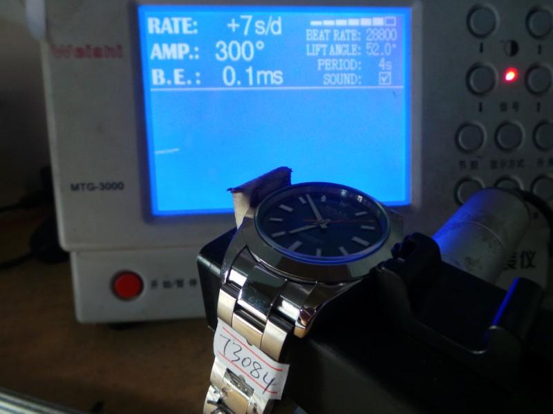 Rolex Milgauss Watch Test
