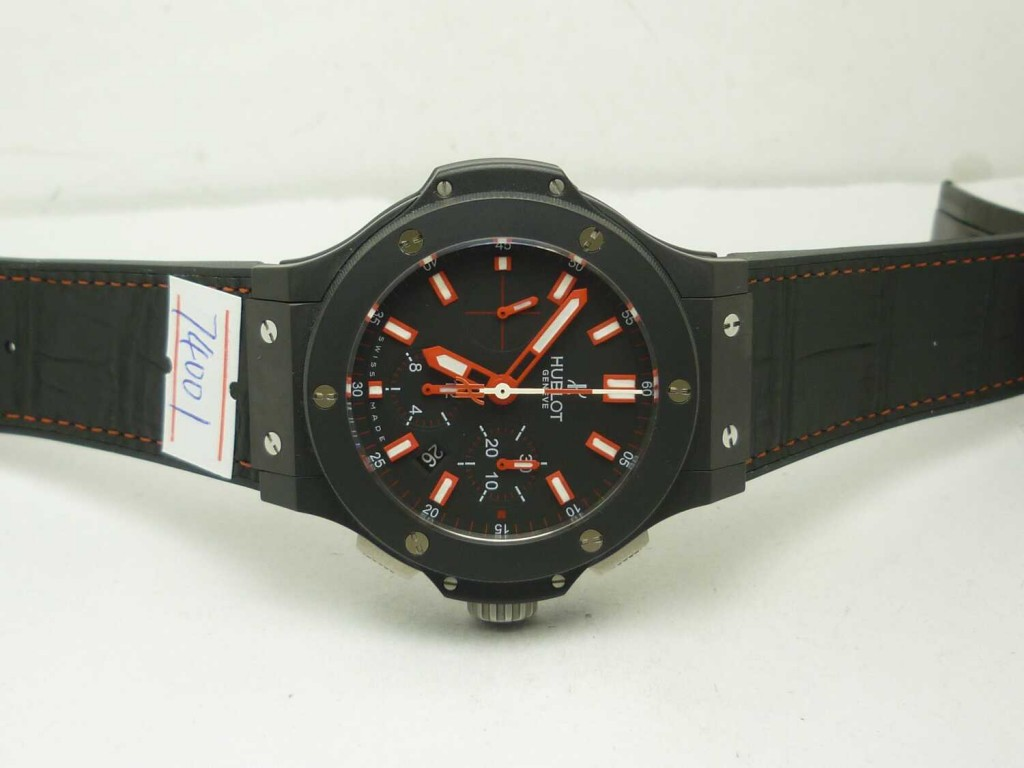 Hublot Red Magic Dial
