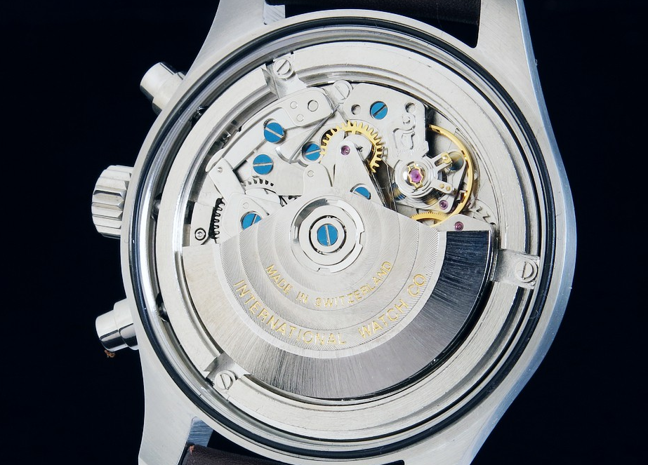 IWC 7750 Movement