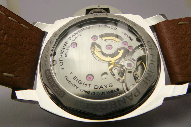 PAM 563 Asian 6497 Movement