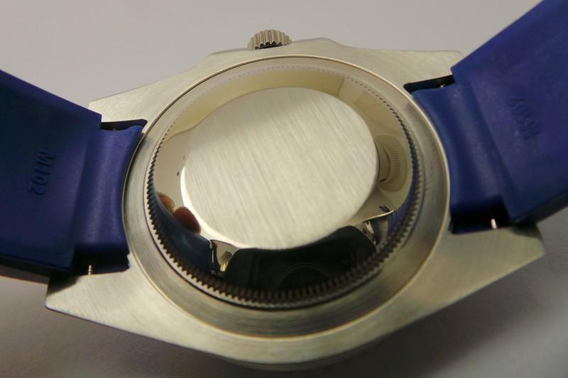 Replica Rolex GMT-Master II Caseback