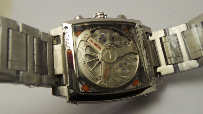 Replica Tag Heuer Monaco Concept 24 Movement
