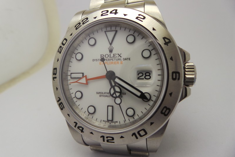 Rolex Explorer II Replica