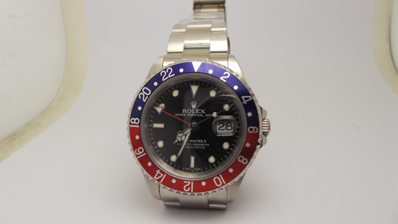 Rolex GMT Master II Blue Red Replica