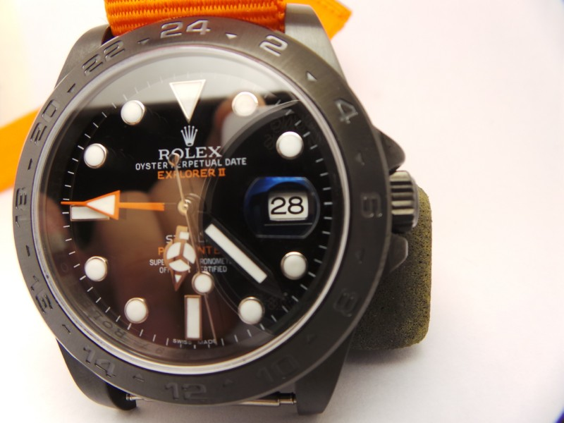 Rolex Pro Hunter Explorer II Replica