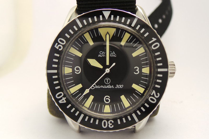 Omega Seamaster 300 Vintage Replica
