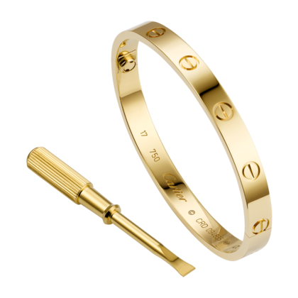 Replica Cartier Love Bracelet Yellow Gold