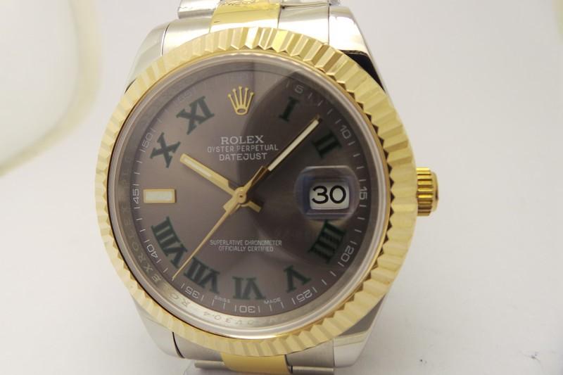 Rolex Datejust II Two Tone Replica