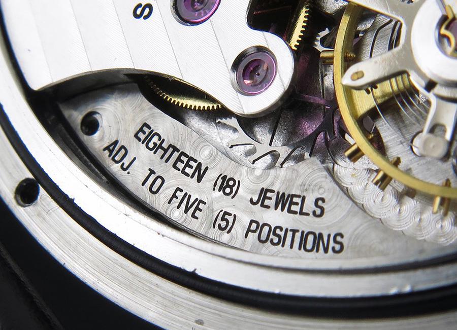 18 Jewels