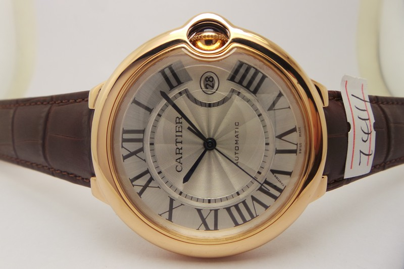 Cartier Ballon Bleu Watch Dial