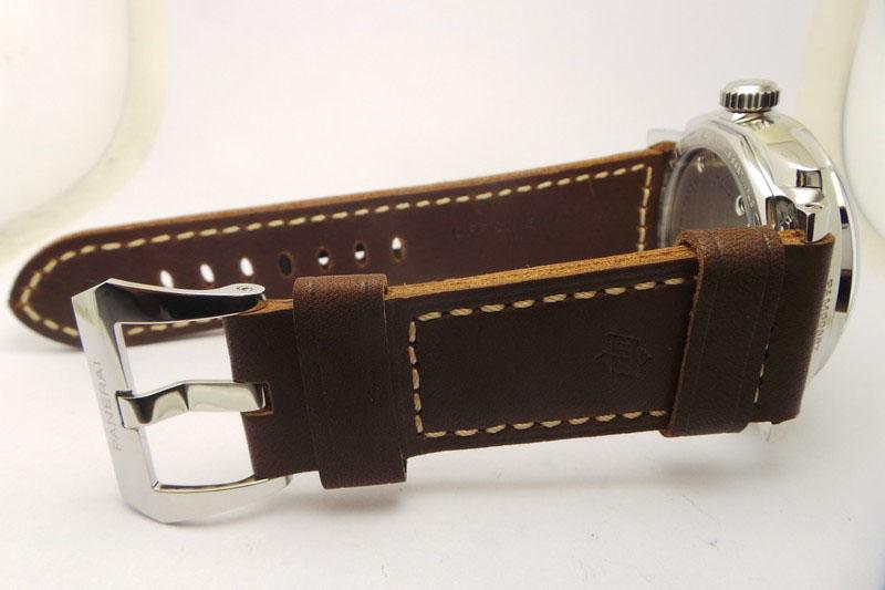 Panerai Marina Militare PAM 587 ASSO Leather Strap