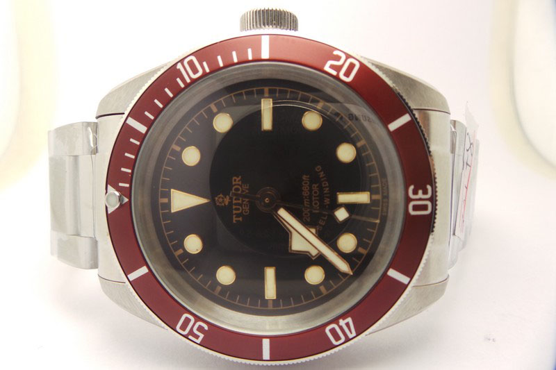 Tudor Black Bay Dial