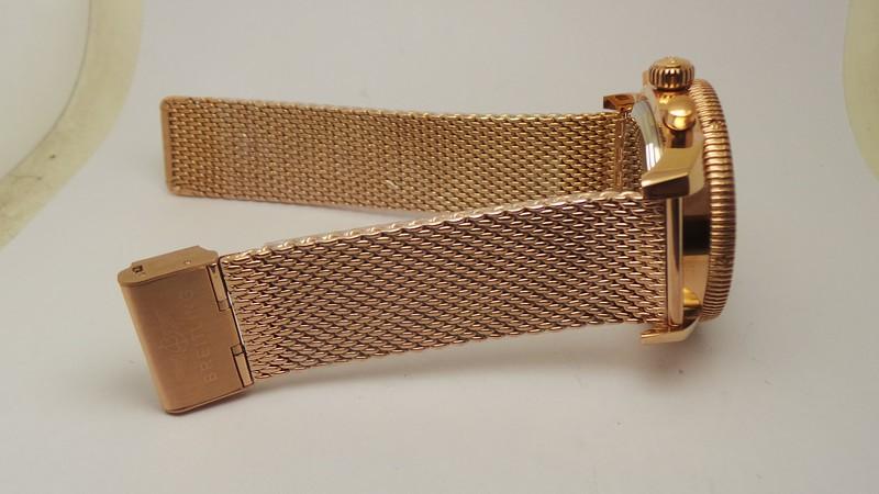 Breitling Golden Bracelet