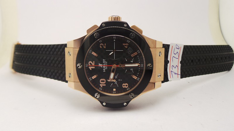 Hublot Big Bang Rose Gold Watch Replica
