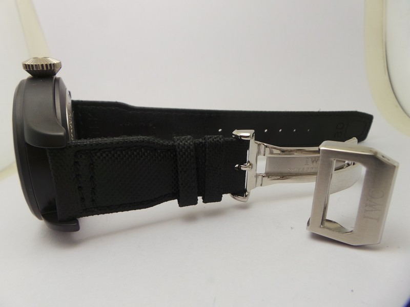 Nylon Strap and Clasp