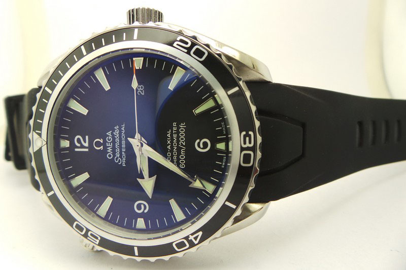 Omega Planet Ocean Watch Dial 2
