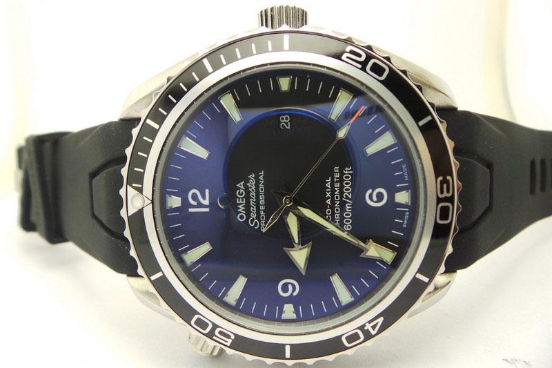 Omega Planet Ocean Watch Dial
