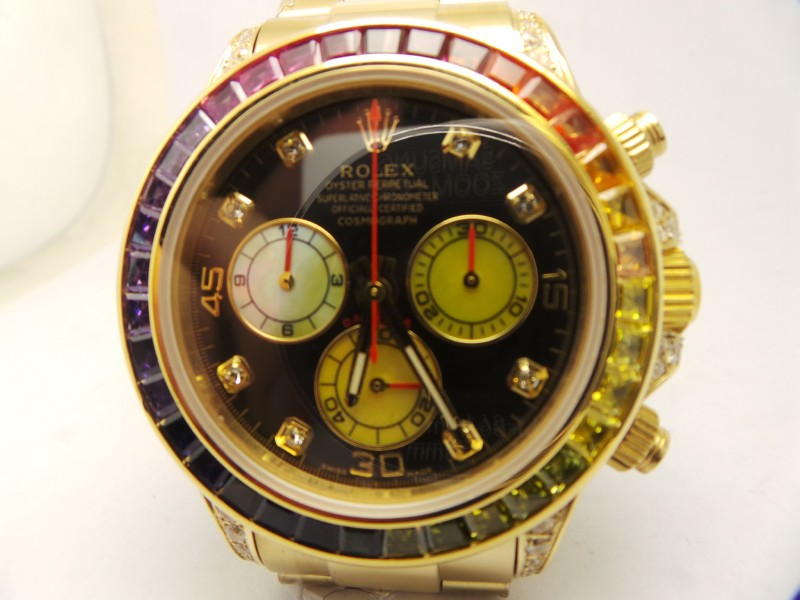 Rolex Daytona Rainbow Replica