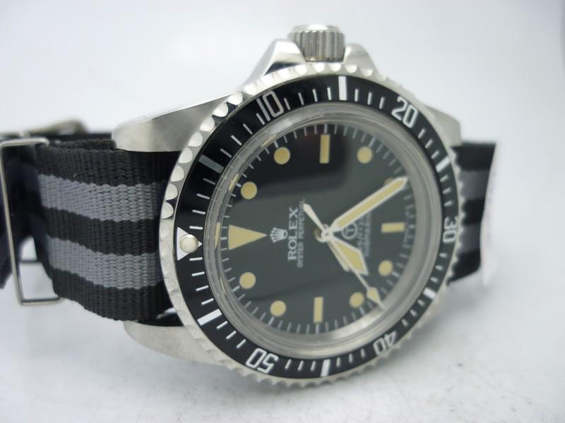 Rolex Submariner Bezel Pearl