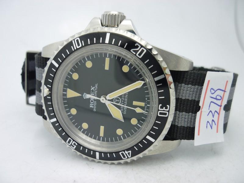 Rolex Submariner Fake Band